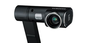 Samsung SDP-960 Camera
