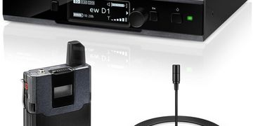 Sennheiser evolution wireless D1 Lavalier Set