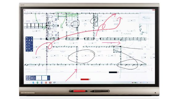 SMART Board 8065i Interactive Flat Panel