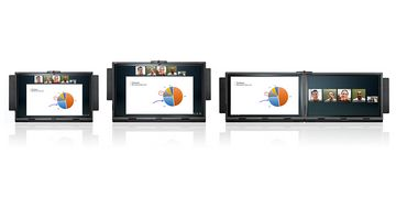 SMART for Microsoft Lync Sizes