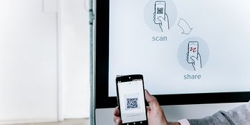 Smart kapp IQ scan and share