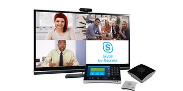 StarLeaf Teamline 5140 with webcam and multi display