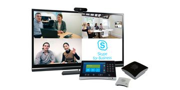 StarLeaf Teamline 5140 with webcam and single display