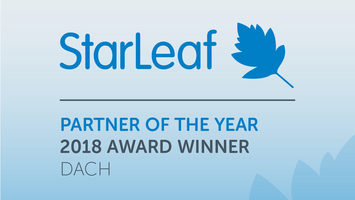 Starleaf Partner of the Year 2018