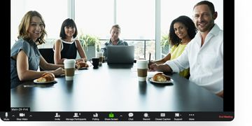 Zoom Video Webinars video conferencing quality