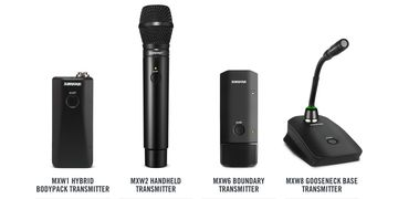 Shure Microflex Wireless Transmitter