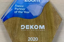 Zoom Partner of the Year Award
