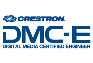 Crestron Engineer certified