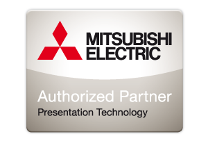 Authorized Partner by Mitsubishi