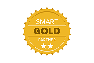 SMART Certified - Gold Partner