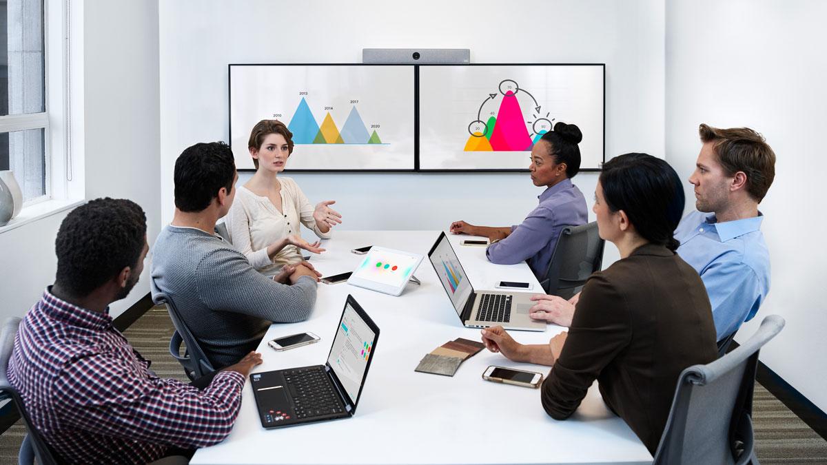 Cisco Spark Conference Room