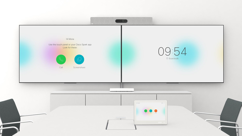 Cisco Webex Room Kit Plus Video Conferencing Dekom