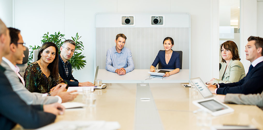 how to use cisco video conferencing