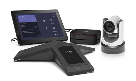 HP Polycom + HP SRS Medium Room Bundle