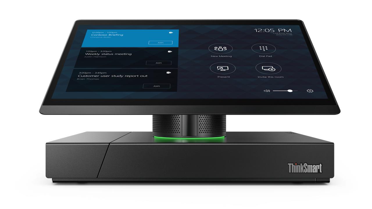 Lenovo ThinkSmart Hub 500 - Video Conferencing - DEKOM