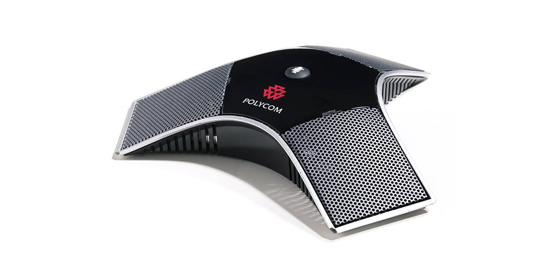how to connect polycom video conference