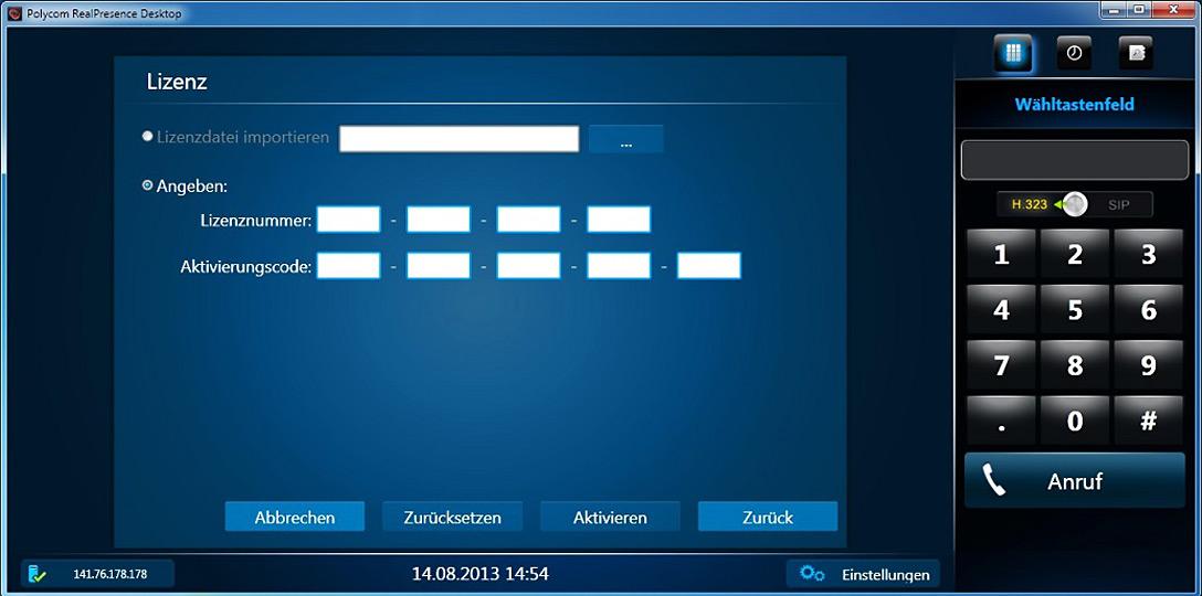 Polycom RealPresence Desktop - Video Conferencing - DEKOM