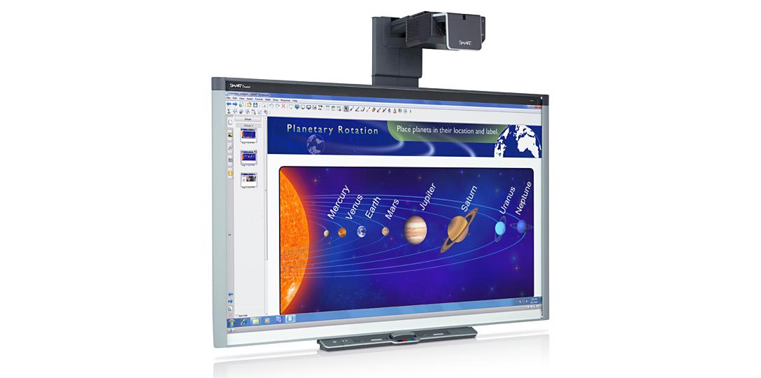 Smart Board 800 Series Interactive Whiteboard Medientechnik Dekom