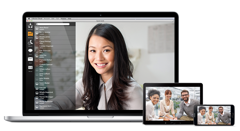 Videoconferencing Mobile Lifesize Cloud